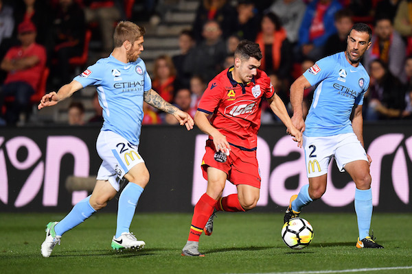 Nhận định Melbourne City vs Adelaide United, 16h30 ngày 11/8
