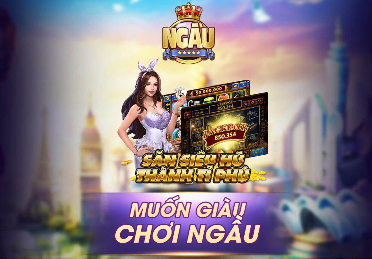 Ngau Win – Cổng game đổi đời dành cho tân thủ