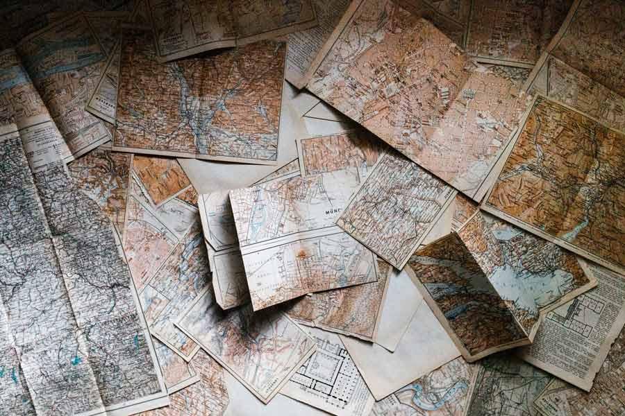 Mơ thấy bản đồ có ý nghĩa gì? Những thông điệp từ giấc mơ bản đồ