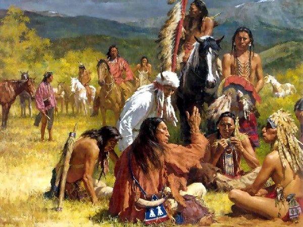 Mơ thấy những bộ lạc hoang dã có ý nghĩa gì ?