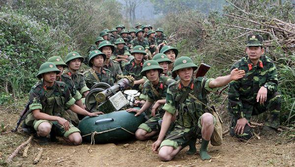 Nằm mơ thấy trong quân đội là điềm lành hay dữ, đánh số mấy?
